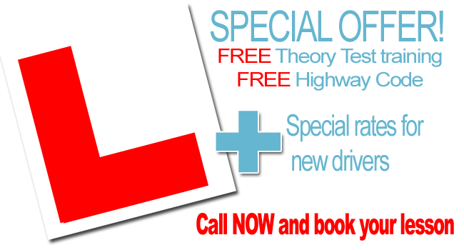 Special offers on driving lessons from Craig Polles